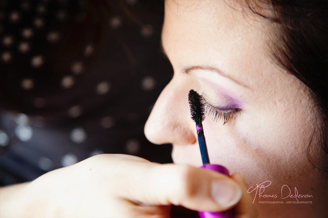 Maquillage Julie