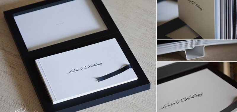 coffret livre dart de mariage album mariage - Photographe Mariage Troyes