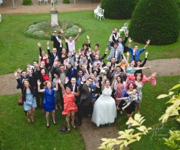 Mariage Romantique | Autigny La Tour | M&X août 2014