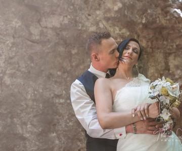 Séverine & Aurélien : Un mariage particulier... 07/2015