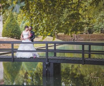 Le beau mariage d'Elodie et Clément près de Troyes