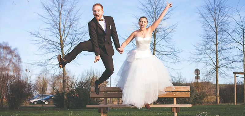 Un mariage le dernier jour de l'année près de Troyes