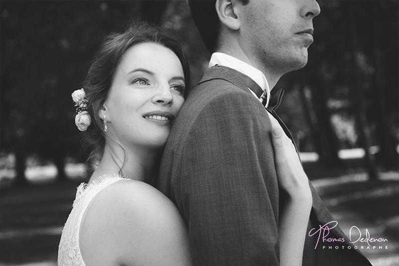 photo de mariés troyes
