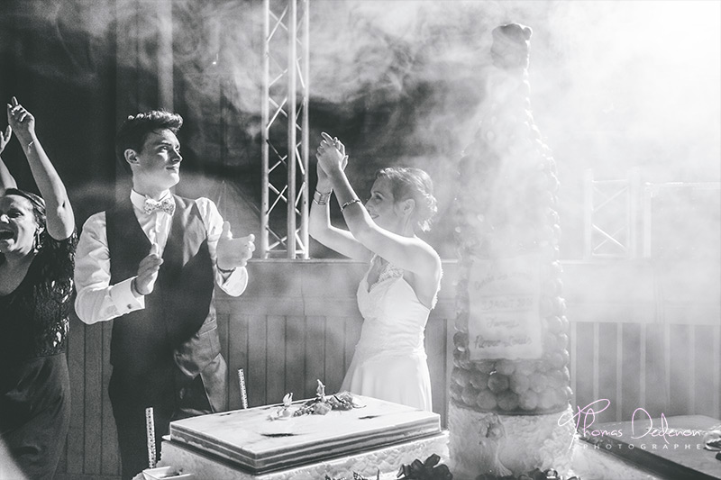 photo de soirée de mariage à bligny sur ouche
