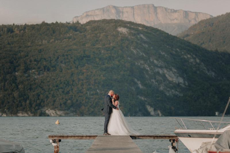 Une séance day after sur les bords du lac d'Annecy - 1