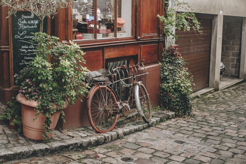 Les ruelles de Honfleur
