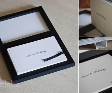 Coffret Livre d'art de Mariage | Album Mariage