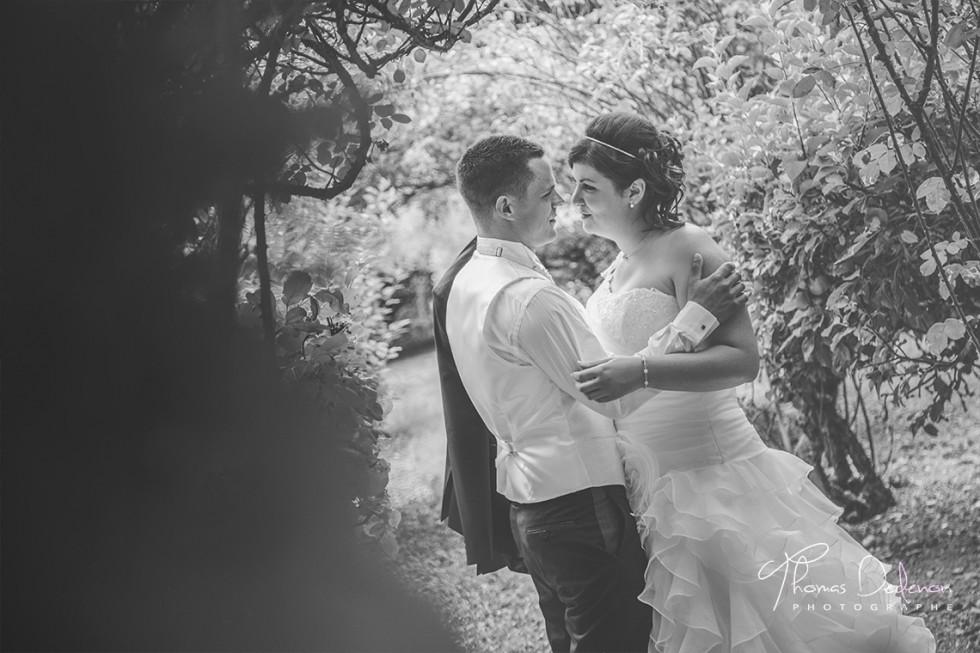 Séance photo de couple au château de barberey près de troyes