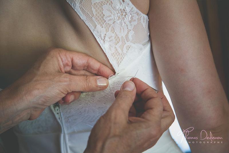 robe mariée couture