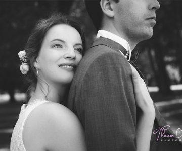 Mariage à l'orangerie du château d'Ancy le Franc