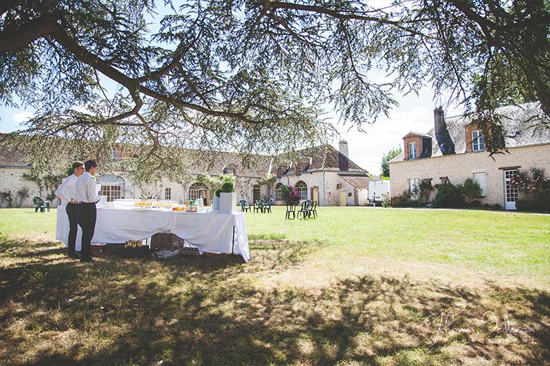 Photo du chateau de la fontaine à griselles