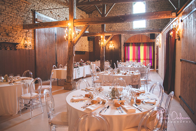 salle mariage domaine montremy