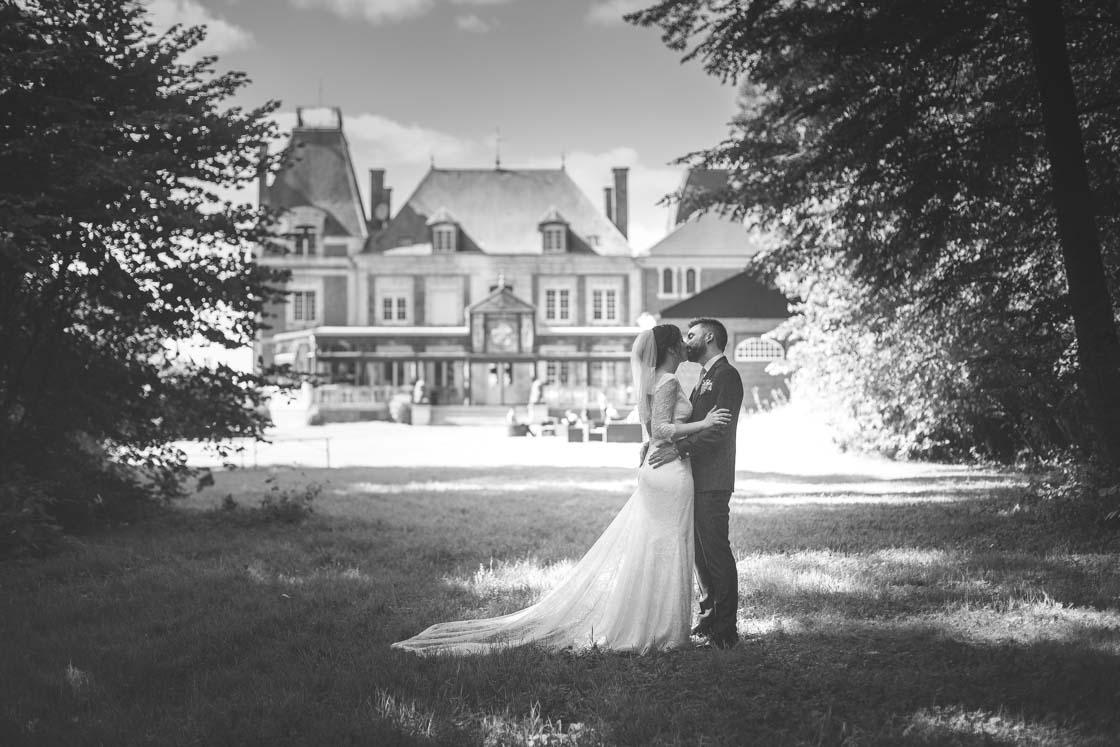 Mariage au château de montaubois