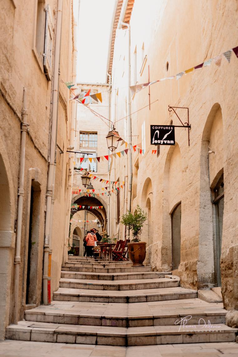 Ruelle de Montpellier