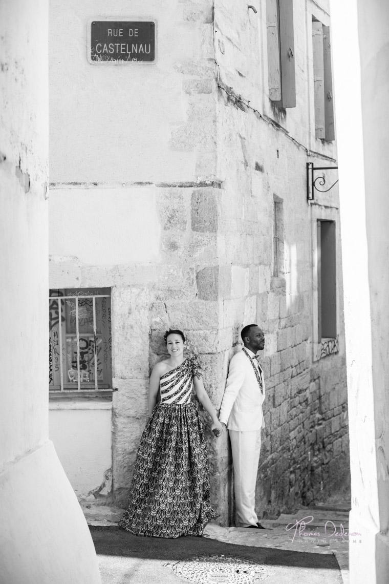 Séance Engagement Montpellier - Rue de Castelnau