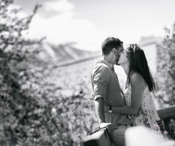 Séance Engagement à Chamonix | Thomas Dedenon | Photographe Troyes