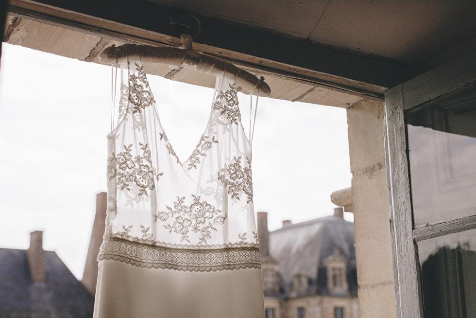 robe de mariage laura et jordana sitbon