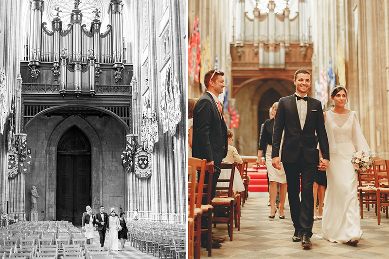 mariage orleans cathedrale