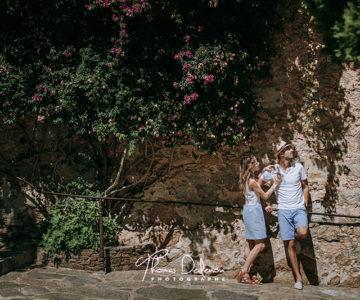 M&V, Séance Engagement au Lavandou, dans le var