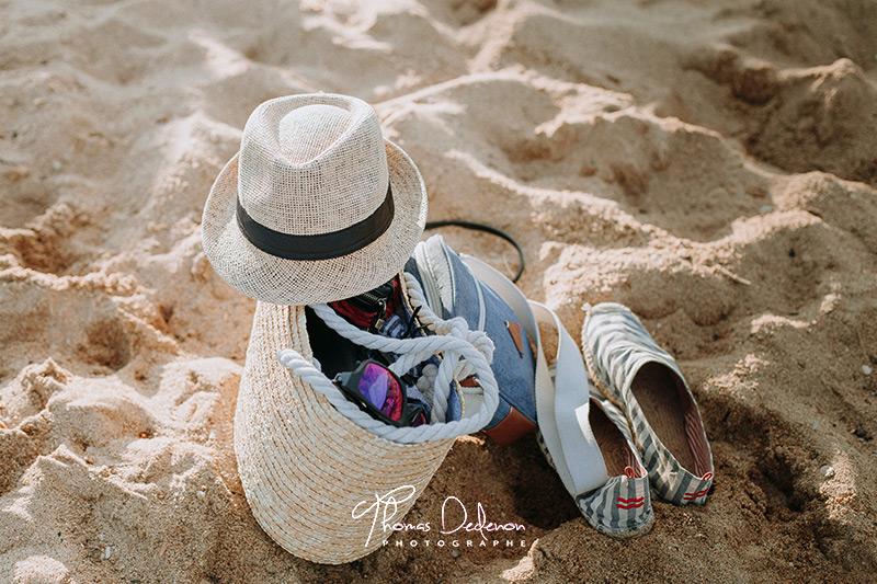 photo d'accessoires de plage