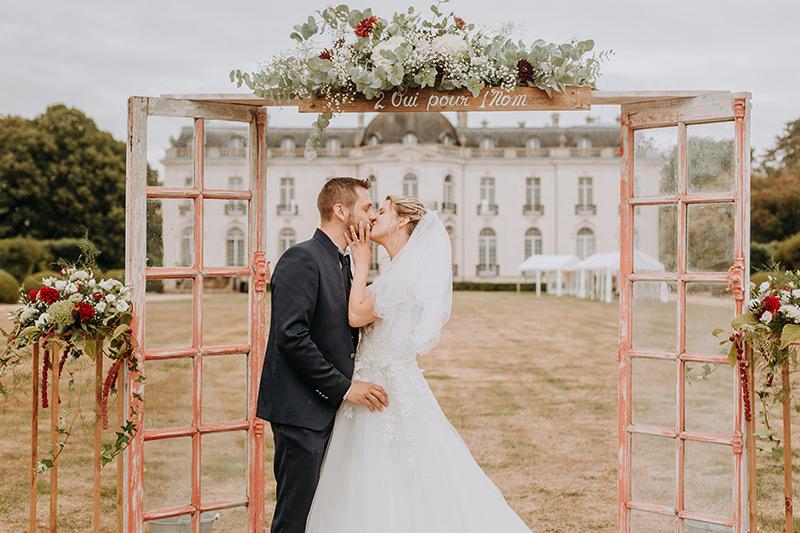 Mariage au Château de Pont Chevron