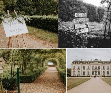 Mariage au Chateau de Pont Chevron dans le Loiret