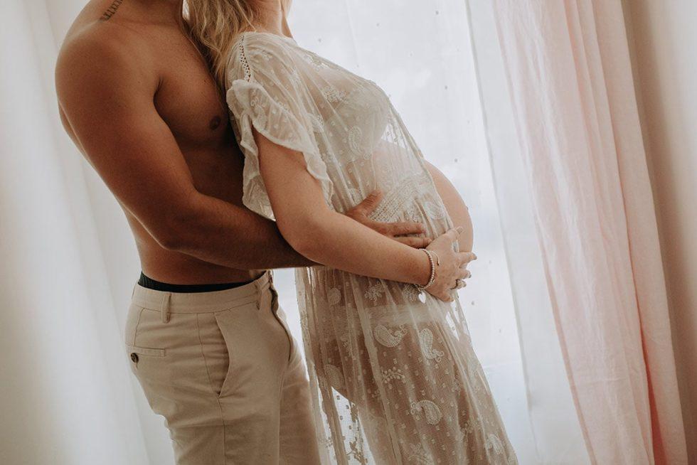 Photo de grossesse à domicile à troyes